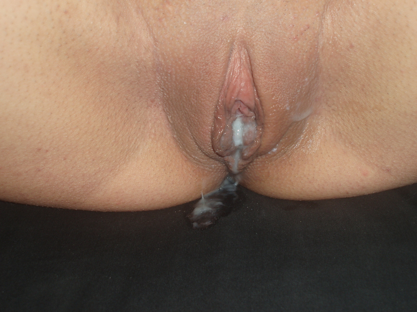 wet hot creampied pussy